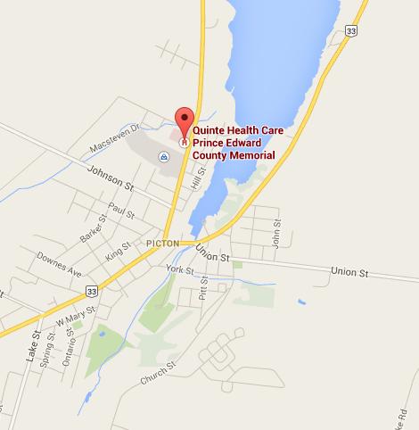 QHC Picton Prince Edward County